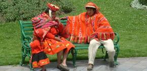 Peru - kraj na szczytach Andów