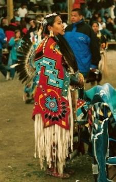 indianin z ameryki północnej